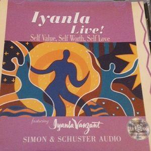 Iyanla LIVE Audio Book